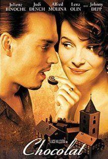 Chocolat #film #movie #depp