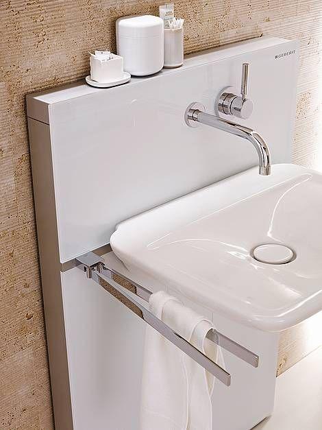 20 besten Geberit Monolith Bilder auf Pinterest Badezimmer, Gast - waschbecken für küche