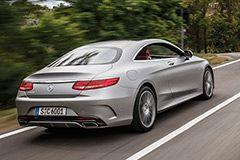 Galerie: Erster Test Mercedes-Benz S-Klasse Coupé