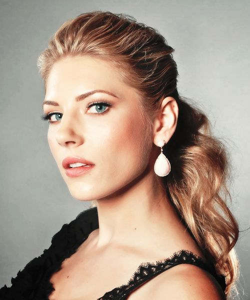 "winnickdaily: "" katheryn winnick photographed by craig barritt"""