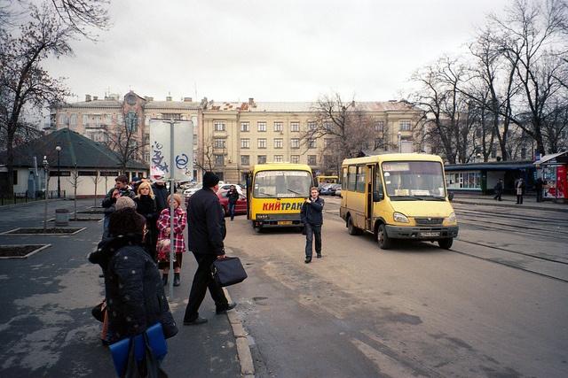 Street life @ Kiev