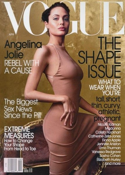 2002, Vogue - Fabulous Magazine Covers From the Year You Were Born - Photos