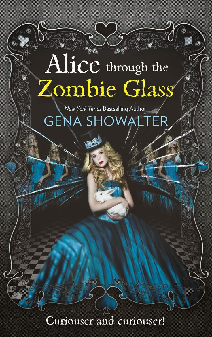 The Second Generation Of Supermodel Is Here Cindy: Alice In Zombieland. This Is The Second Book Of The White