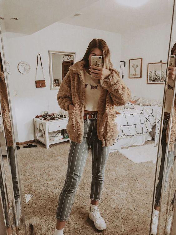 Besessen von diesem Outfit!