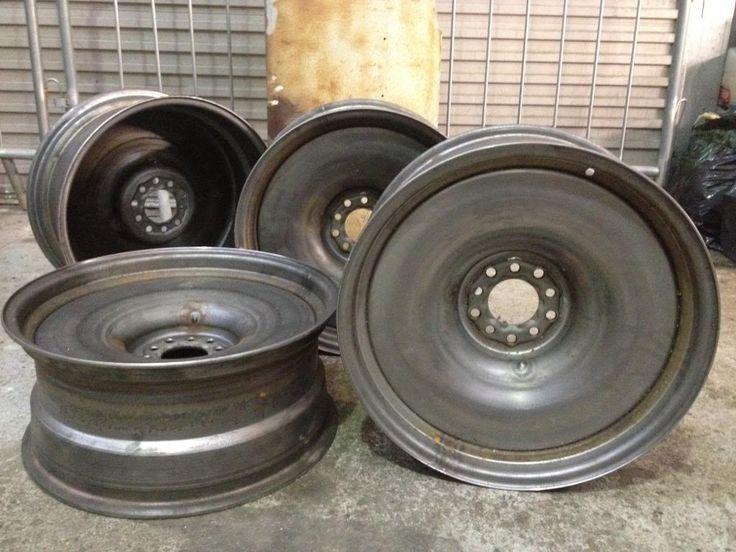detroit steel wheels - Google Search