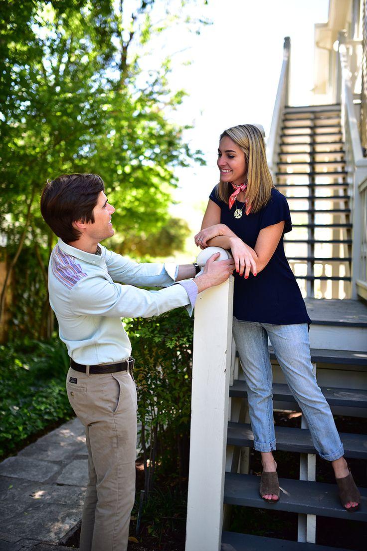 One Swainky Couple: 4 Ways to Wear a Silk Scarf