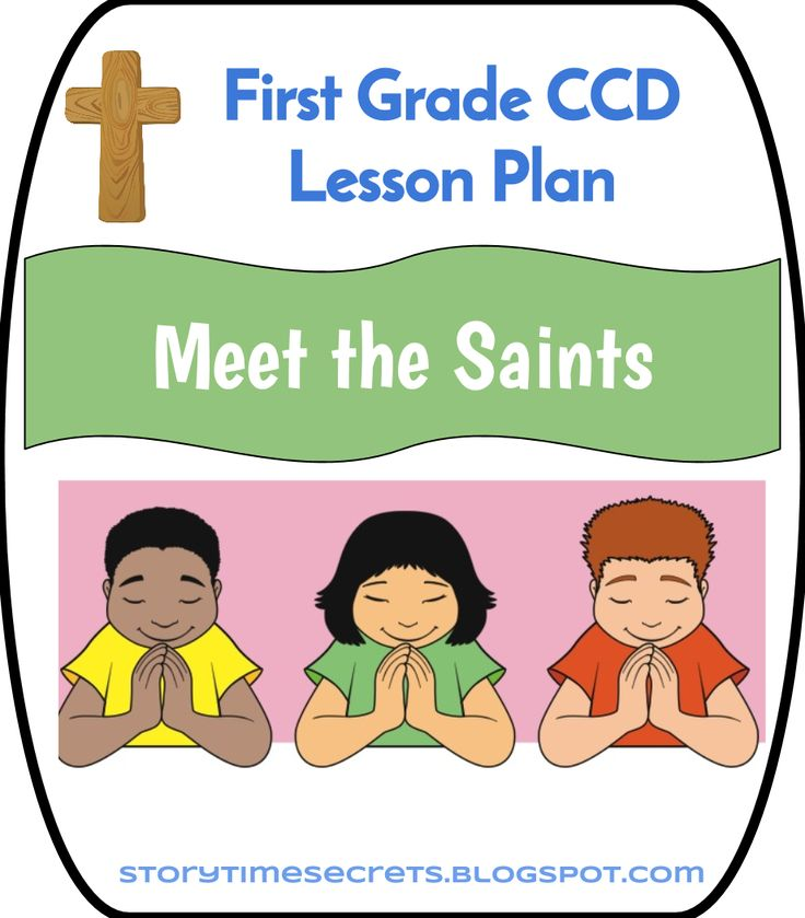 Story Time Secrets: First Grade CCD 2014-2015: All Saints Day Lesson: Meet the Saints (10/27/14)