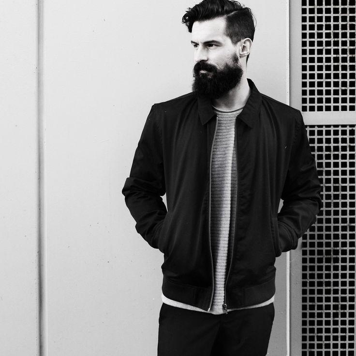 Autonomy Clothing Melbourne Menswear Fashion  Mens Bomber jackets  Street style mens fashion  Australian Fashion