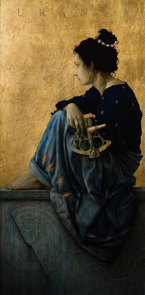 Urania (by Jose Luis Munoz Luque) … the muse of astrology