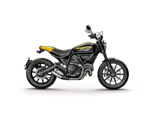 Ducati Scrambler   For New Riders, Off Roaders, & Hipsters Photo  http://www.asphaltandrubber.com/bikes/ducati-scrambler-ridersoff-roadershipsters/