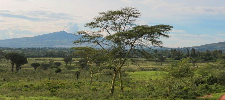 East African Rift Valley –Kijabe, Kenya