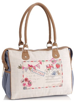 JUBILEE POSTCARD DAY BAG