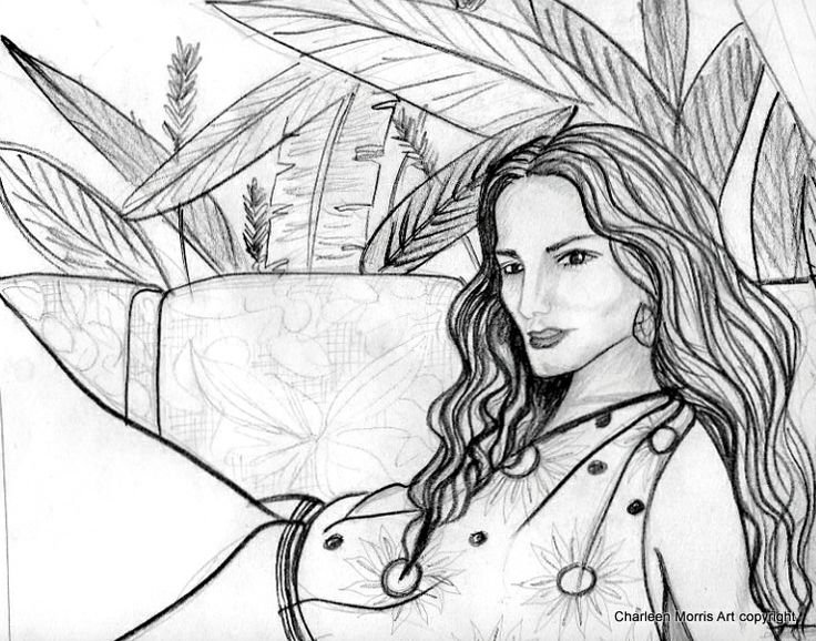 Sketch - Girl