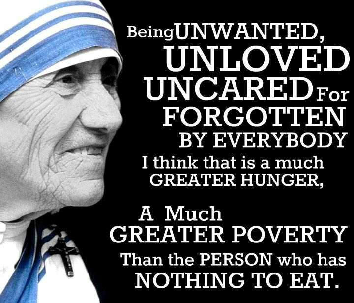 9 - Mother Teresa Quotes and Mother Teresa biography