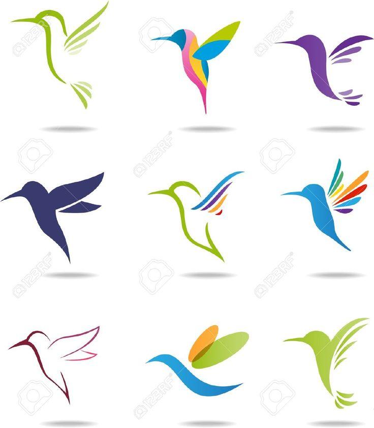 beija-flor logótipo - Pesquisa Google