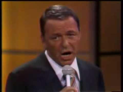 Frank Sinatra - My Way  www.crispyzebra.com