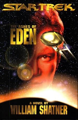 """Ashes of Eden - Star Trek"" av William Shatner"