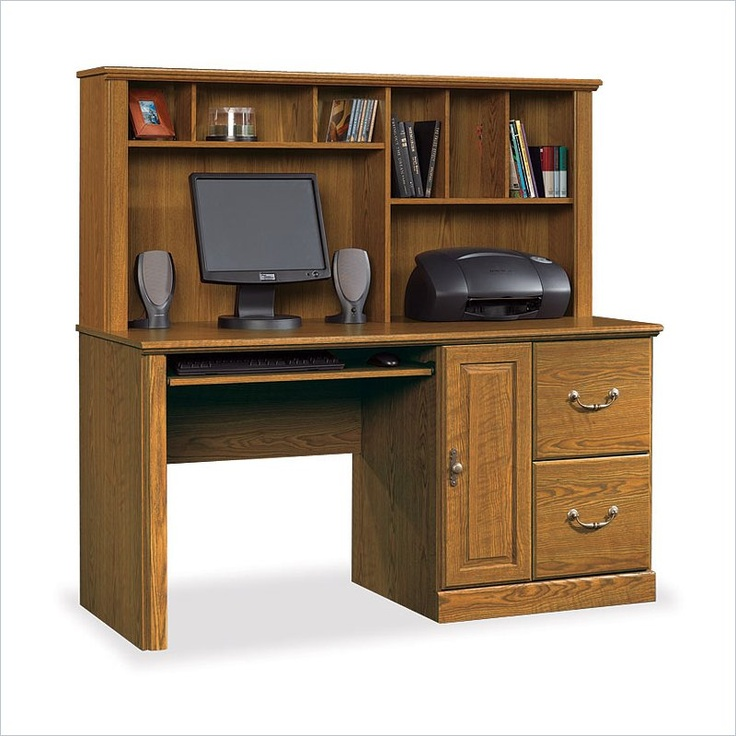 best 25+ wood computer desk ideas on pinterest | simple computer