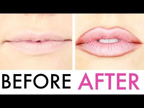 How To Fake (Full) Lip Injections