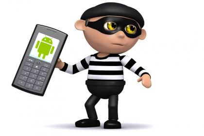 Solutions to you theft Android mobiles