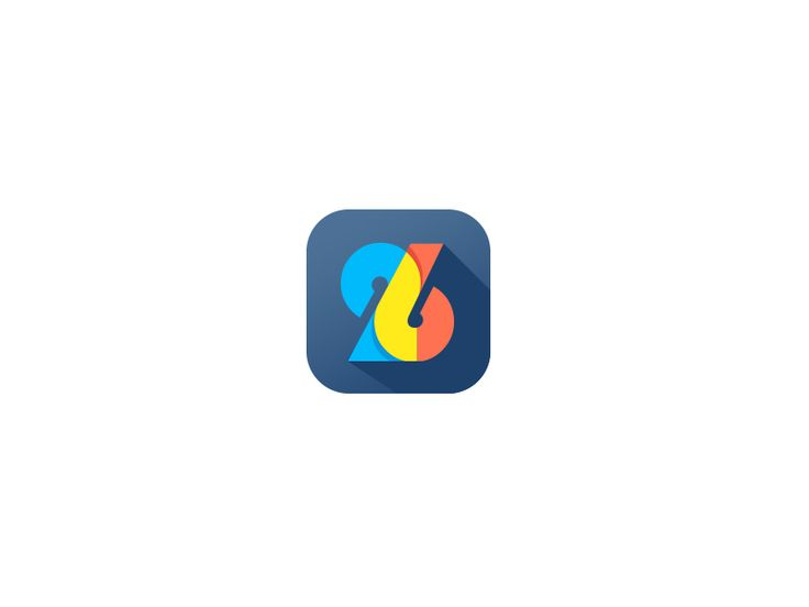 26 App Icon by Aditya Chhatrala