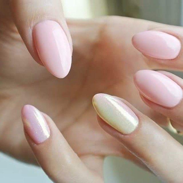 New. #mermaid #effect #odetteswan #nailart #nailsfordays #nails4instagram #hybrid #hybrydanails #ombre #syrenka #manicure #semilac #indigo