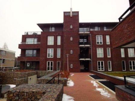 Aan de Rouboslaan in Voorschoten, vlakbij The Britisch School is een heerlijk appartement op de BG van 'n vrijwel nieuw gebouw beschikbaar.
