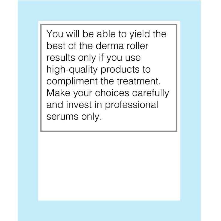 TOP TIP to end this weeks theme. #dermacaredirect #microneedling #skincare