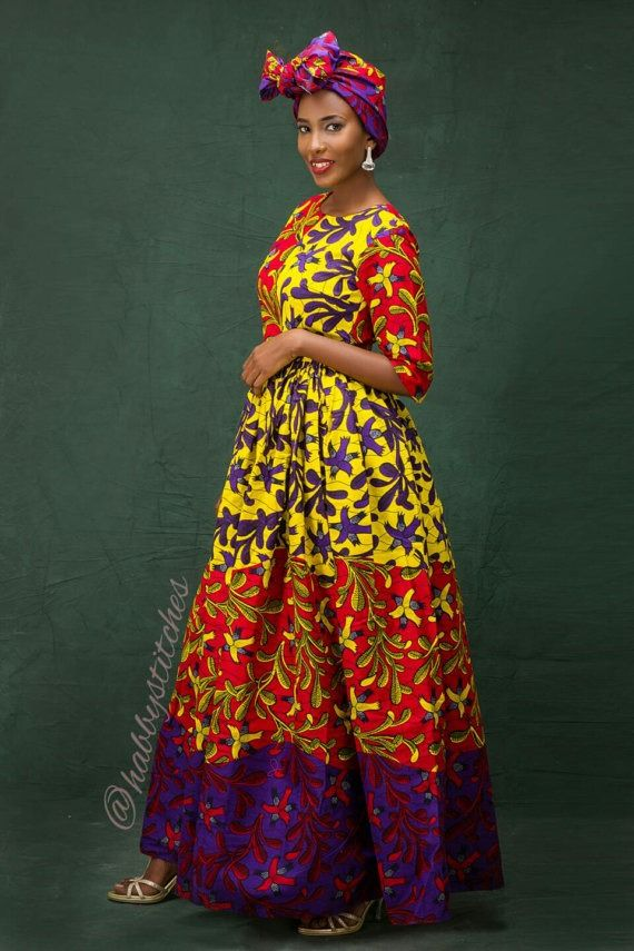 45 Fashionable African Dresses Not Only Ghanaian Fashion