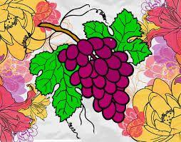 imagenes de uvas para imprimir - Buscar con Google