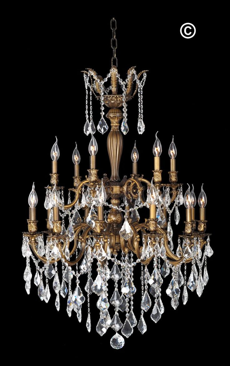 144 best traditional lighting images on pinterest chandeliers designer chandelier australia pty ltd americana 18 light crystal chandelier antique brass style arubaitofo Gallery