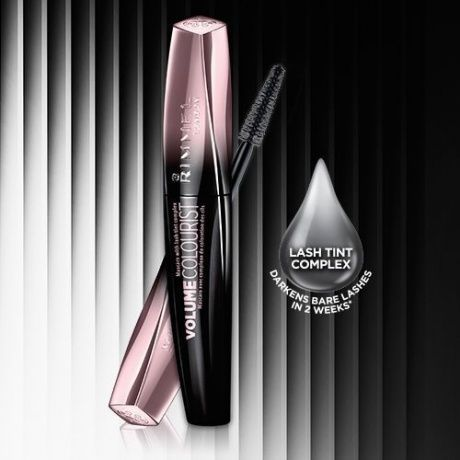 New Volume Colourist Mascara | Mascara that gradually darkens your lashes in 2 weeks