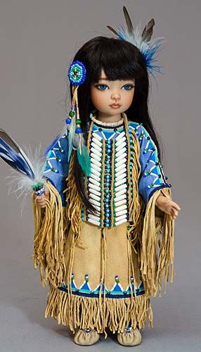 117 best american indian dolls images on pinterest. Black Bedroom Furniture Sets. Home Design Ideas