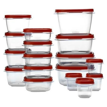 Rubbermaid Easy Find Lids Food Storage Container Set 34-piece $8.50 @target with 15% off and he shipping! #LavaHot http://www.lavahotdeals.com/us/cheap/rubbermaid-easy-find-lids-food-storage-container-set/145227?utm_source=pinterest&utm_medium=rss&utm_campaign=at_lavahotdealsus