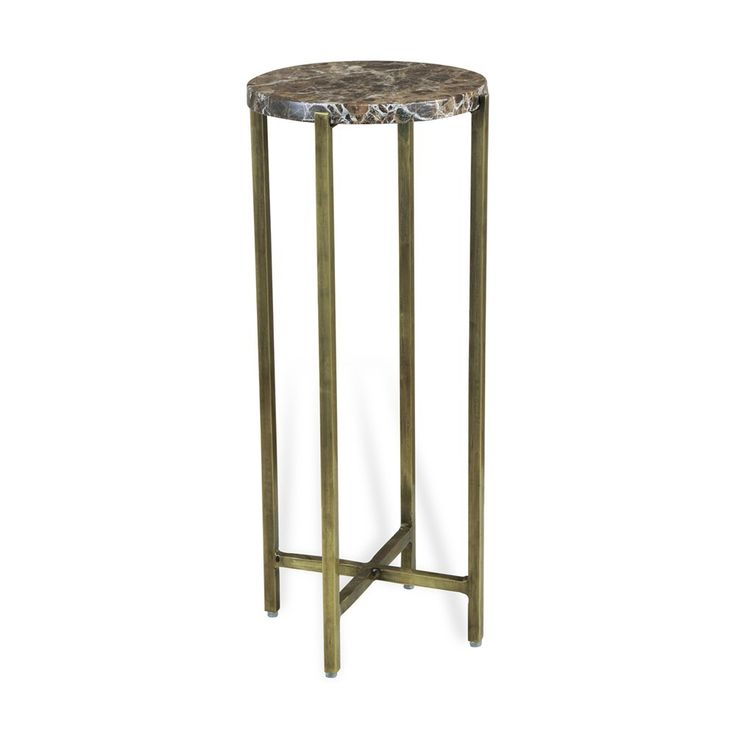 Great Shop Interlude 155088 Lara Circular Drink Table At The Mine. Browse Our End  Tables,