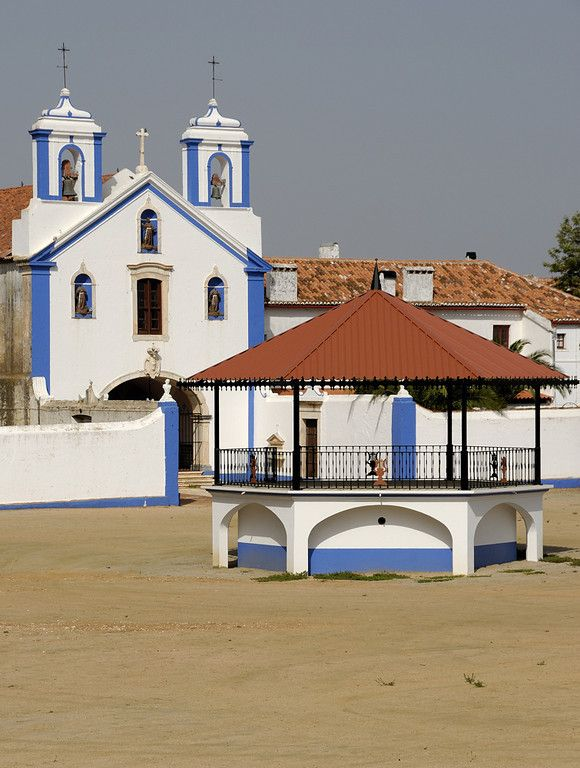 CHAPEL AT VILA VIÇOSA  Alentejo  Portugal