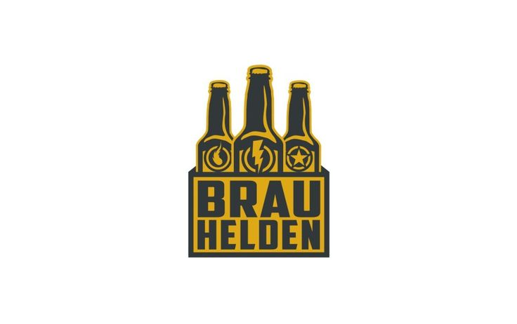 A logo for a Swiss craft beer online shop by Wintrygrey