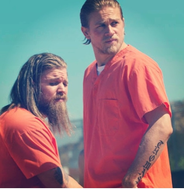Jax & Opie | SOA | Sons of Anarchy | SAMCRO