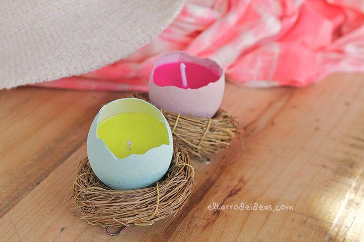 Huevos de Pascua, Huevos Pascua hechos por ti, Huevos de Pascua pintados, Huevos de Pascua vela, Velas que son huevos de Pascua, Huevos de Pascua originales