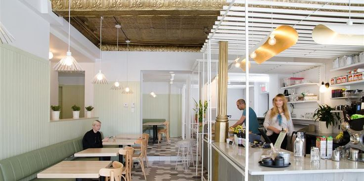 Pause verte au café Pista - Index-Design.ca