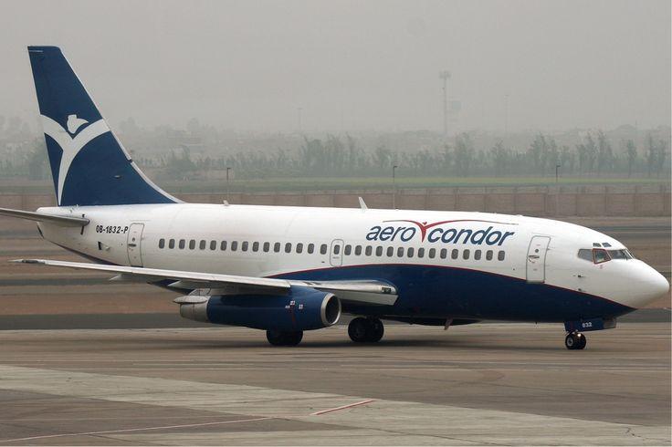 Aero Condor Peru duty free shopping - https://www.dutyfreeinformation.com/aero-condor-peru-duty-free-shopping/