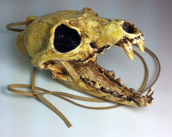 Aztec Death Whistle - the Carnivore. Creates a loud life-like sound like a piercing human scream
