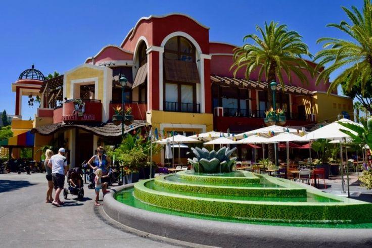 A list of Downtown Disney table-service restaurants at Disneyland.