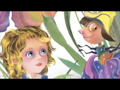 """Free video audio book from Luba Brezhnev's bedtime story for kids and teenagers:  """"Tiny Mite"""" is a  story for kids about a little boy who was so small that his parents called him Tiny Mite. He is a talented violinist, but also a lover of exploring the unknown. A series of misadventures leads him to Bug, an insect who soon becomes his best friend. ."""
