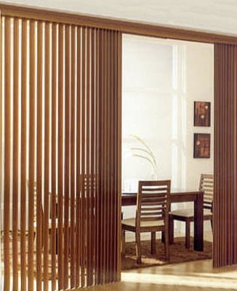 wooden room divider - Google Search