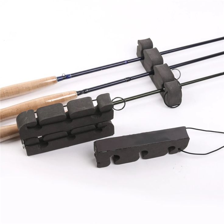 17 best ideas about fishing rod stand on pinterest for Fly fishing rod holder