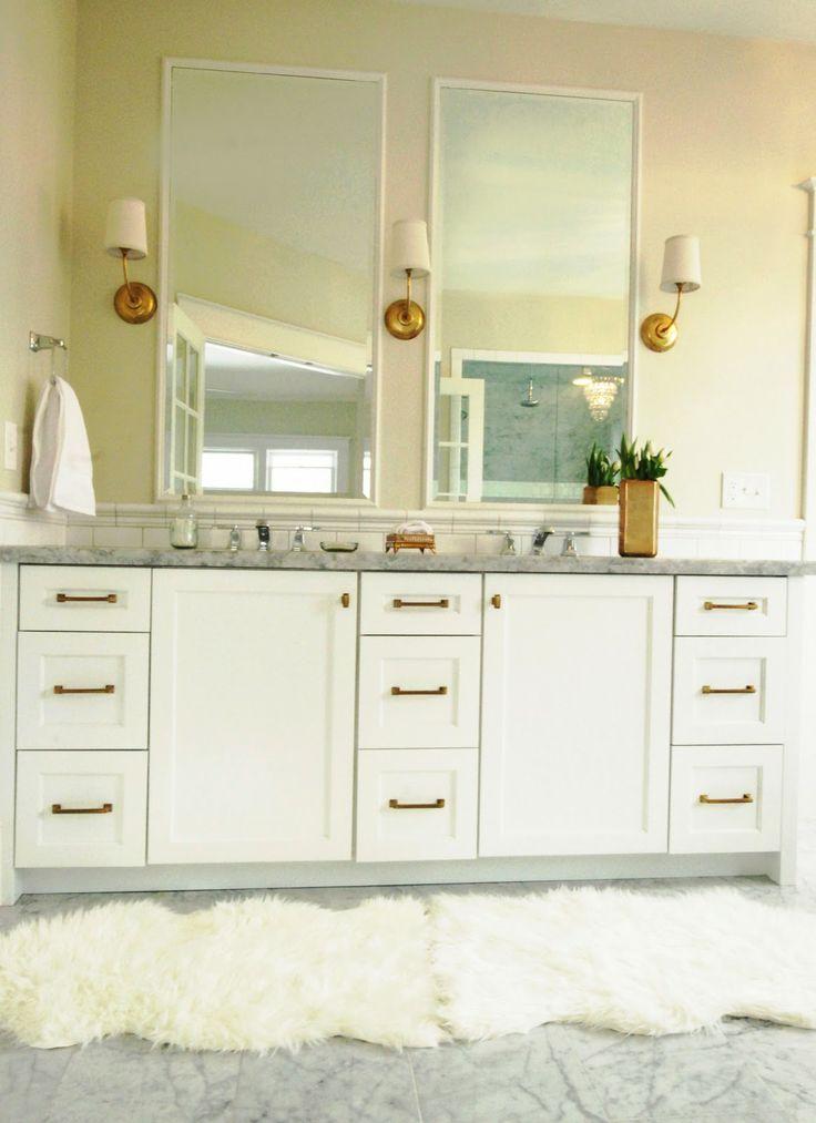 Antique Brass Bathroom Fixtures Sinks