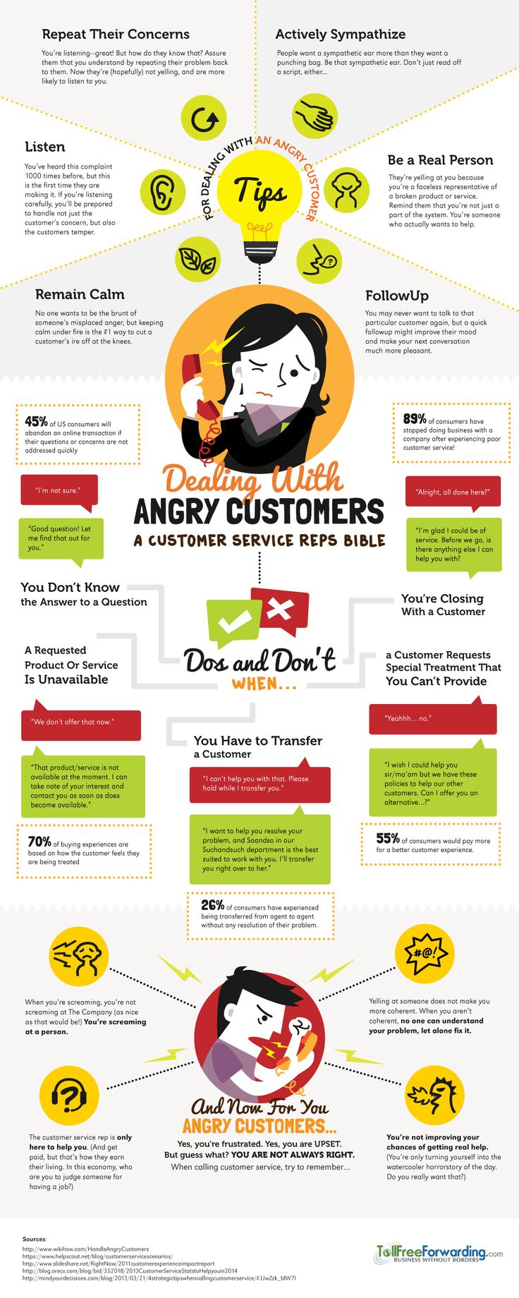 retail customer service skills