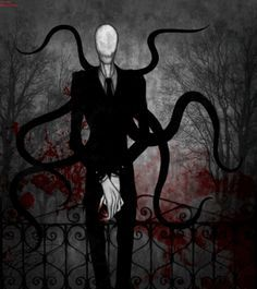 creepypasta characters | slenderman