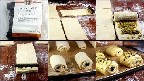 Croissants et pain au chocolat11